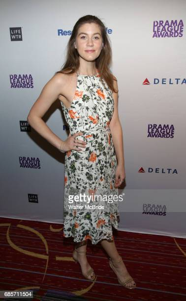 Laura Dreyfuss attends the 83rd Annual Drama League Awards Ceremony at Marriott Marquis Times Square on May 19 2017 in New York City