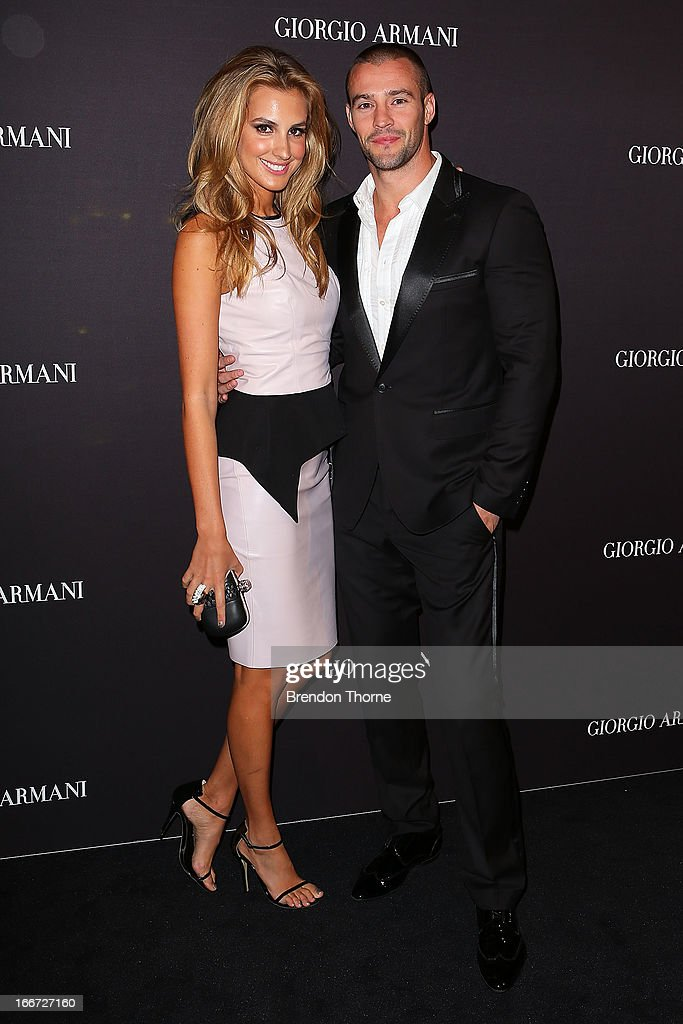 Giorgio Armani Beauty Counter Official Opening