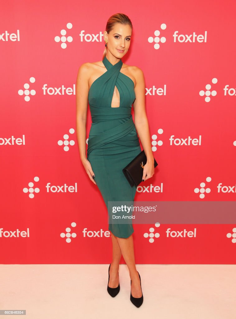 Foxtel Special Announcement - Arrivals