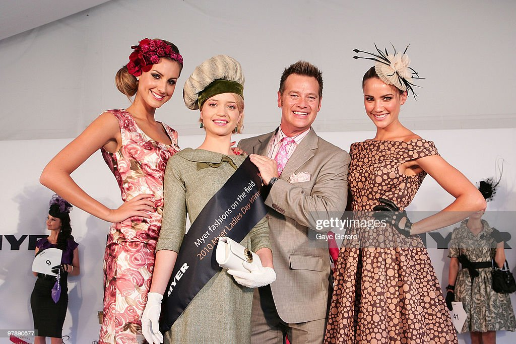 Ladies Day At The Golden Slipper Racing Carnival 2010
