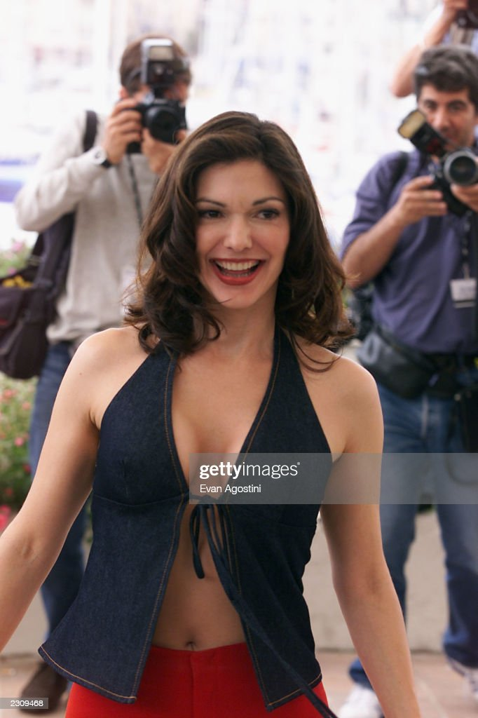 laura elena harring at the photo call for the film