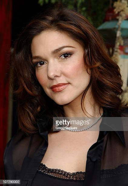 Laura Elena Harring during Academy Awards Celebration Dinner By Children Uniting Nations The Creative Coalition and Rock The Vote at The House of...