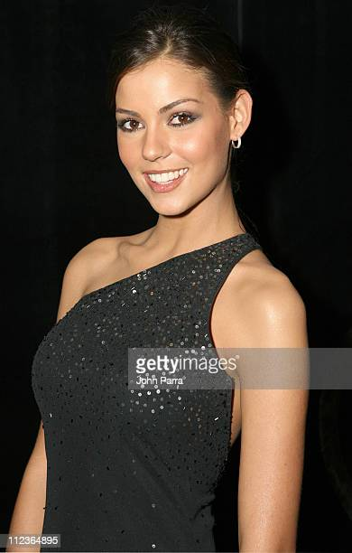 Laura Elizondo during 2005 Premios Fox Sports Press Room at Jackie Gleason Theater in Miami Beach Florida United States
