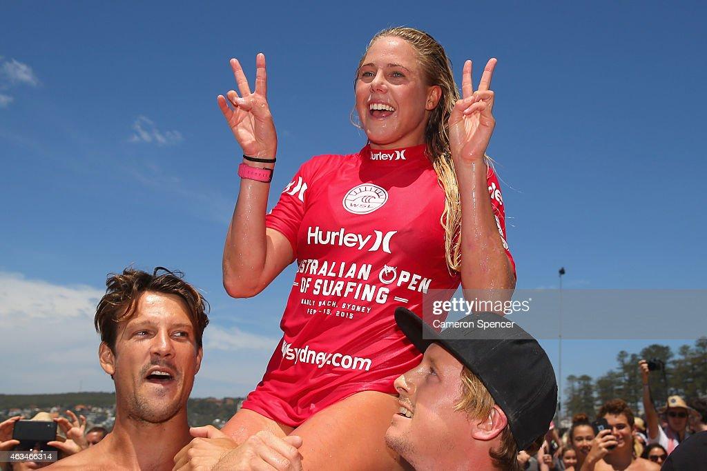 Australian Open of Surfing : News Photo