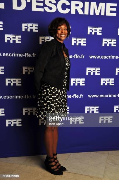 Laura FLESSEL Assemblee generale de la FFE