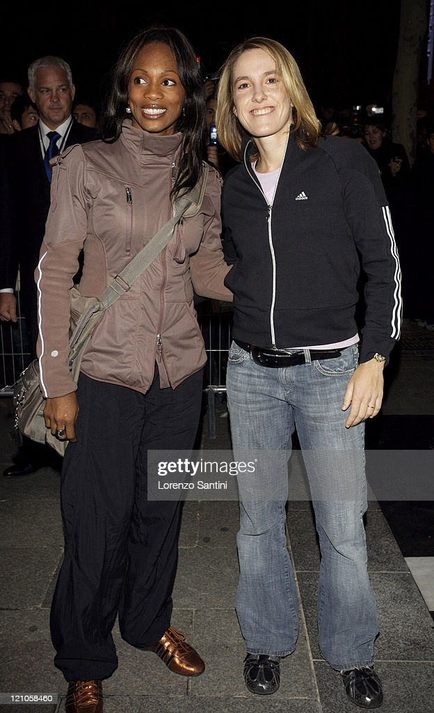 Adidas Paris Store Opening - October 24, 2006