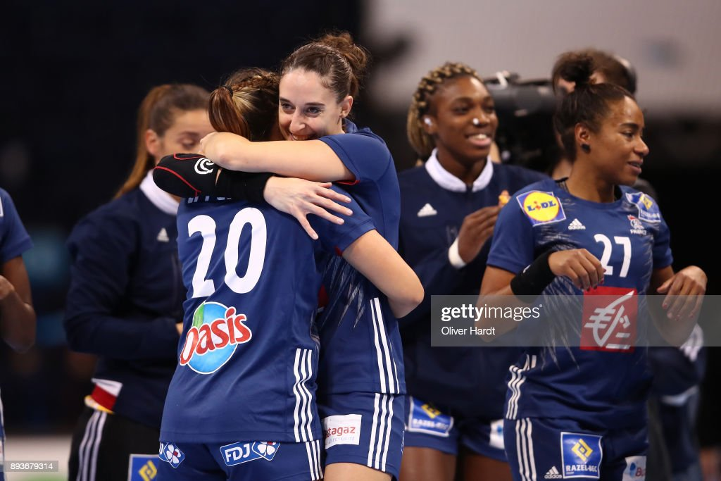 Sweden v France - 2017 IHF Women's Handball World Championship Germany Semi Final