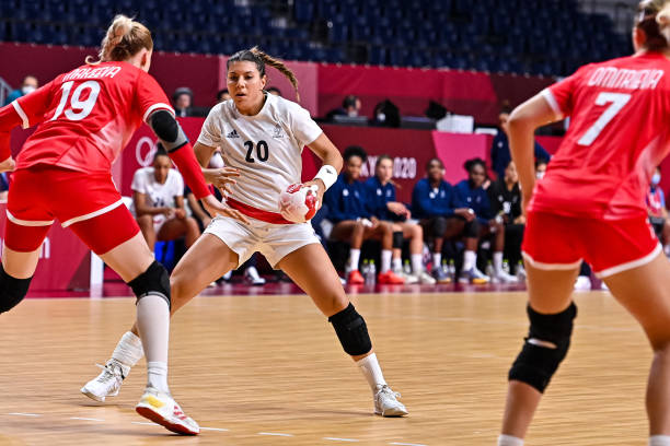 JPN: Russian Olympic Committee v France - Group B, Tokyo Olympic Games 2020