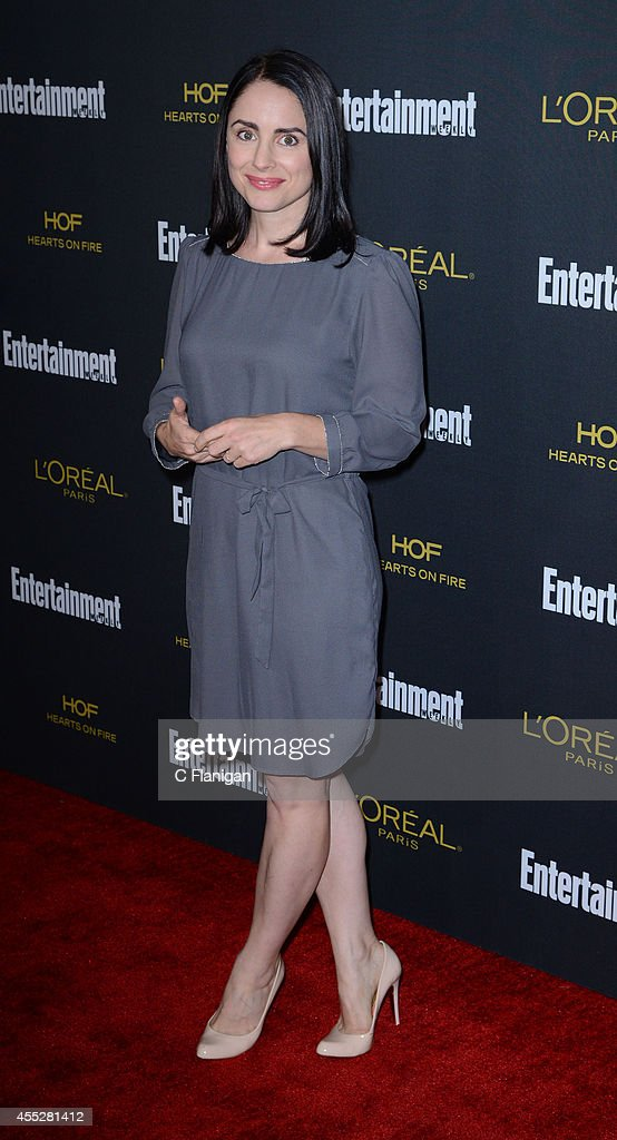 Laura Fraser attends the 2014 Entertainment Weekly Pre-Emmy Party at Fig & Olive Melrose Place on August 23, 2014 in West Hollywood, California.