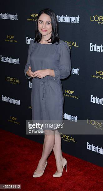 Laura Fraser attends the 2014 Entertainment Weekly PreEmmy Party at Fig Olive Melrose Place on August 23 2014 in West Hollywood California