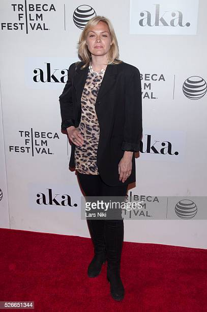 Laura Frost attends 'The Adderall Diaries' premiere during the 2015 Tribeca Film Festival at the BMCC in New York City �� LAN