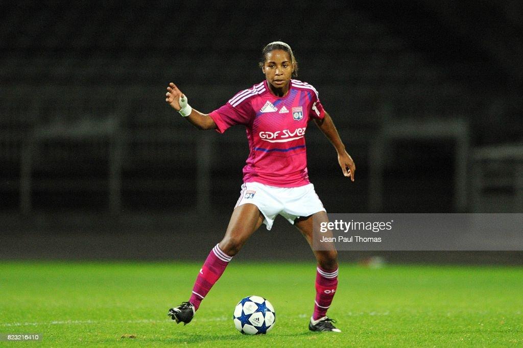 Laura GEORGES - - Lyon / Cluj - Champions league Feminines -