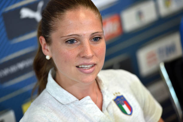 FRA: Italy Women Training Session & Press Conference: FIFA Women's World Cup France 2019