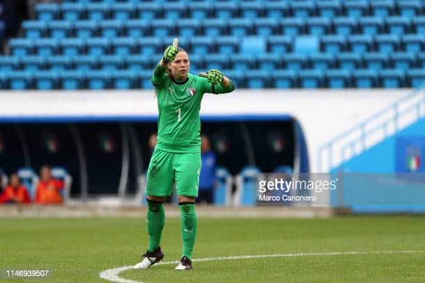 Laura Giuliani of Italy Women during the International Friendly match between Italy Women and Switzerland Women