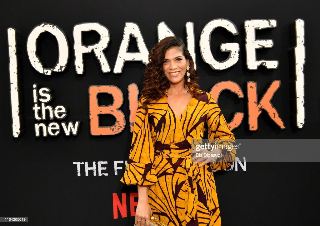 "Netflix's ""Orange is the New Black"" Season 7 Premiere : News Photo"