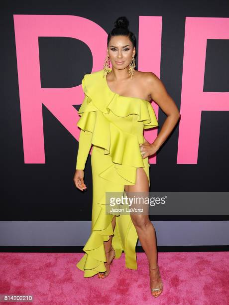 Laura Govan attends the premiere of 'Girls Trip' at Regal LA Live Stadium 14 on July 13 2017 in Los Angeles California