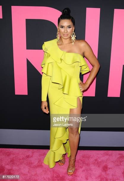 Laura Govan attends the premiere of Girls Trip at Regal LA Live Stadium 14 on July 13 2017 in Los Angeles California