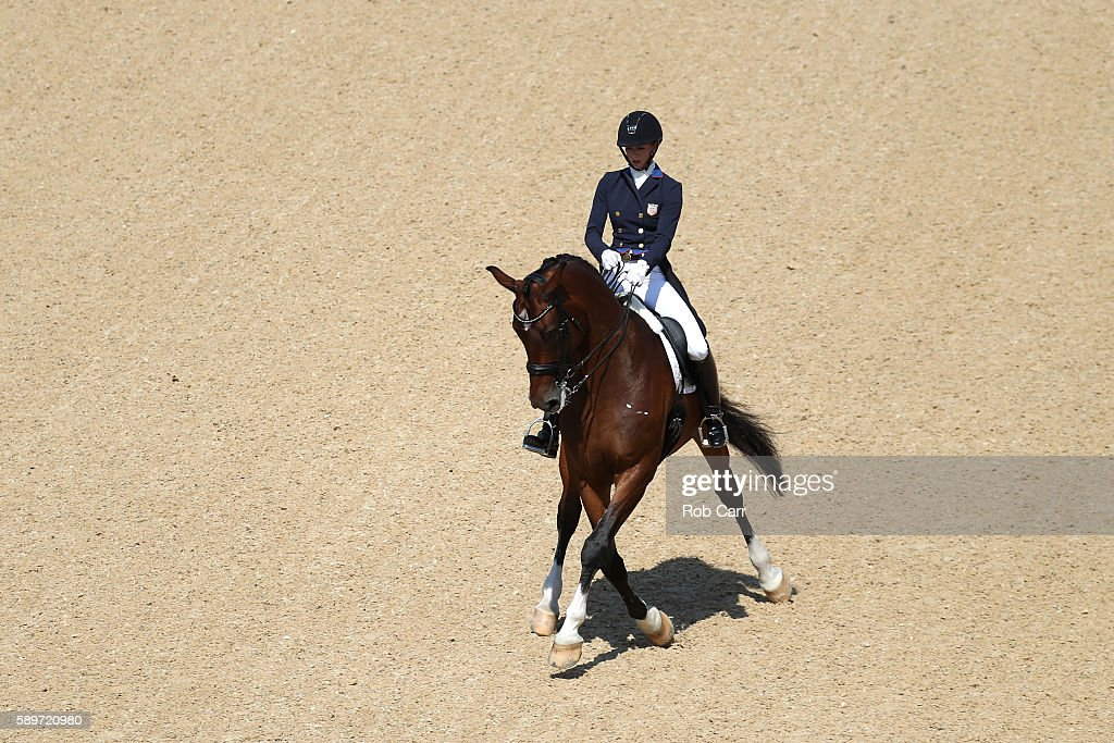 Equestrian - Olympics: Day 10