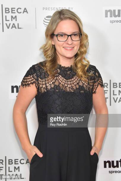 Laura Groombridge attends the Shorts Program Knuckles during the 2018 Tribeca Film Festival at Regal Battery Park 11 on April 21 2018 in New York City