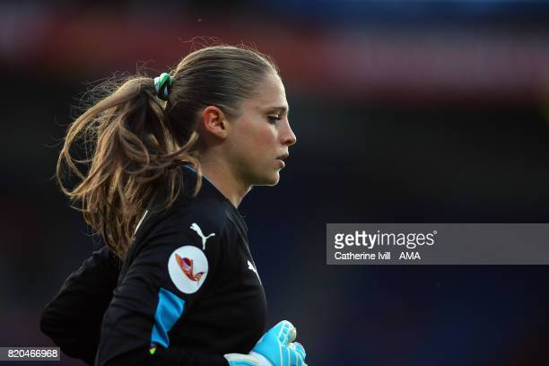 Laura Guiliani of Italy Women during the UEFA Women's Euro 2017 match between Germany and Italy at Koning Willem II Stadium on July 21 2017 in...