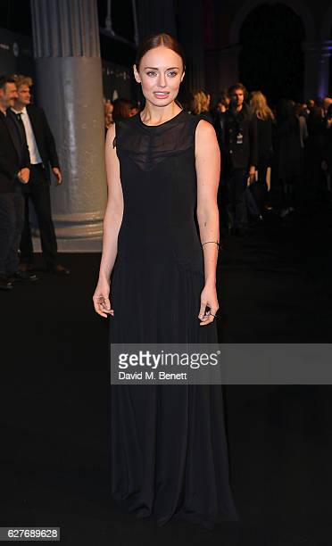 Laura Haddock attends at The British Independent Film Awards Old Billingsgate Market on December 4 2016 in London England
