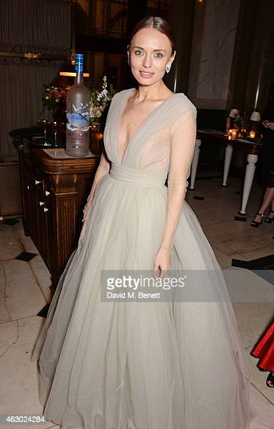 Laura Haddock attends The Weinstein Company Entertainment Film Distributor StudioCanal 2015 BAFTA After Party in partnership with Jimmy Choo GREY at...