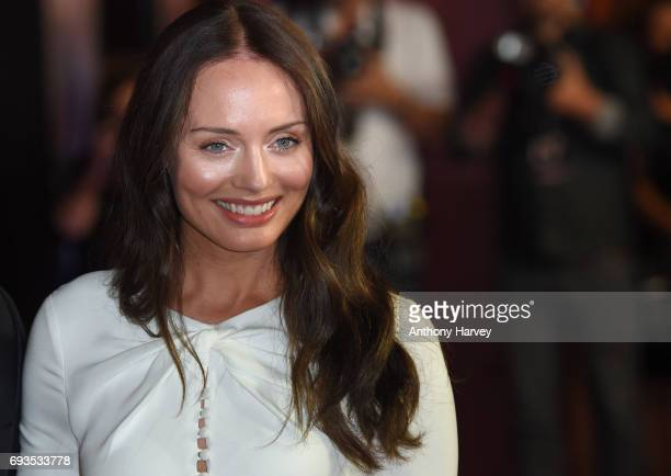 Laura Haddock attends the World Premiere of 'My Cousin Rachel' at Picturehouse Central on June 7 2017 in London England