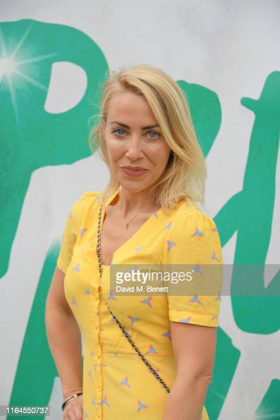 Laura Hamilton attends the press performance of Peter Pan at the Troubadour White City Theatre on July 27 2019 in London England