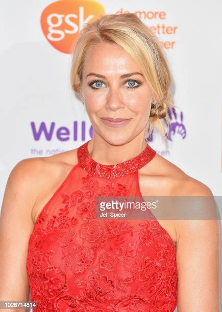 Laura Hamilton attends the WellChild Awards at the Royal Lancaster Hotel on September 4 2018 in London England The Duke of Susssex has been patron of...