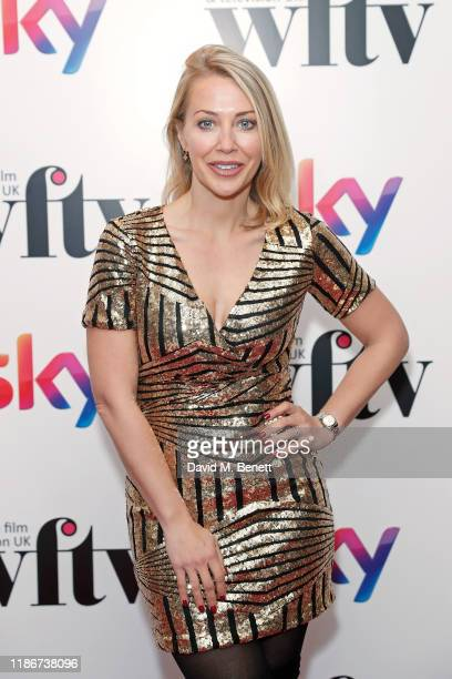 Laura Hamilton attends the Women in Film and TV Awards 2019 at Hilton Park Lane on December 06 2019 in London England