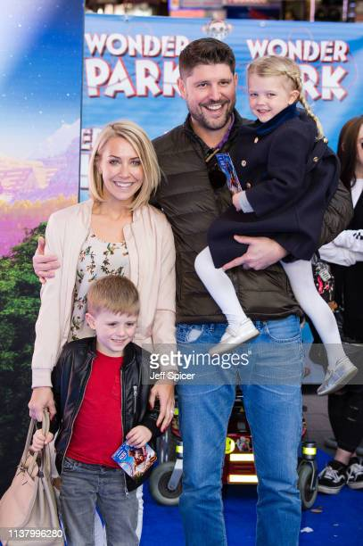 Laura Hamilton attends the Wonder Park gala screening at Vue Leicester Square on March 24 2019 in London England