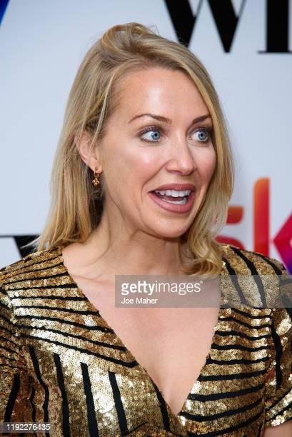 Laura Hamilton during Women in Film TV Awards 2019 at Hilton Park Lane on December 06 2019 in London England
