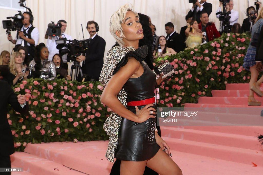 The 2019 Met Gala Celebrating Camp: Notes On Fashion : Nachrichtenfoto