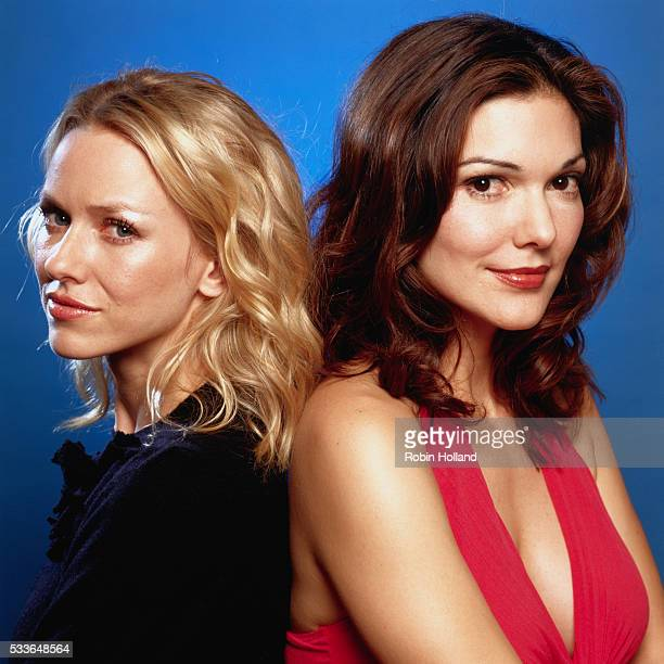 Laura Harring and Naomi Watts