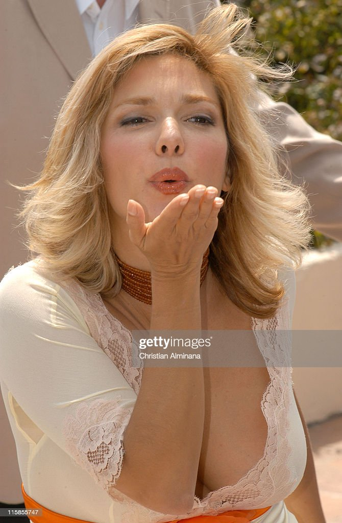 Laura Harring during 2005 Cannes Film Festival - 'The King' Photocall in Cannes, France.