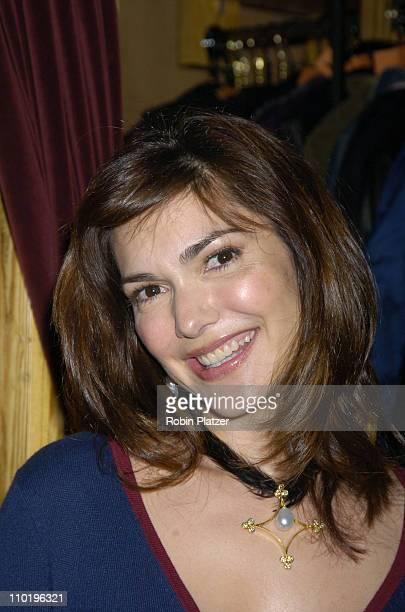 Laura Harring during 3rd Annual Tribeca Film Festival Showtime Party at Nobu in New York City New York United States