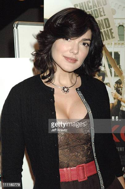 Laura Harring during HBO Films 'Walkout' Premiere Red Carpet and After Party at Cinerama Dome in Hollywood California United States