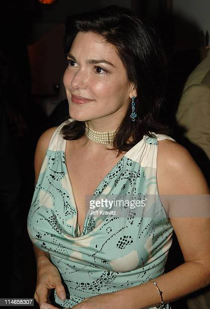Laura Harring during HBO's Annual PreGolden Globes Private Reception at Chateau Marmont in Los Angeles California United States