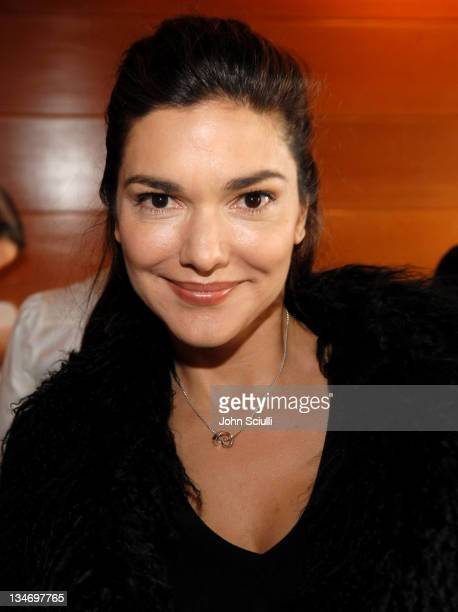 Laura Harring during Kari Feinstein's Style Lounge Presented by Budweiser Select Day 1 in Los Angeles California United States