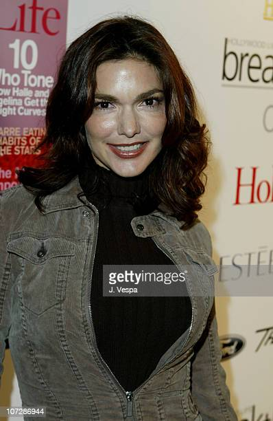 Laura Harring during Movieline's Hollywood Life's 3rd Annual Breakthrough of the Year Awards Arrivals at The Highlands in Hollywood California United...
