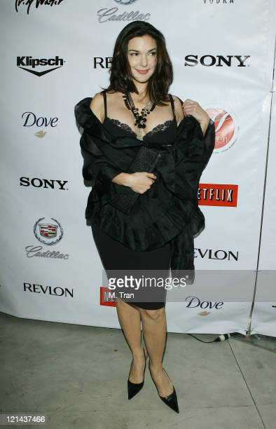 Laura Harring during Signature at Haven February 21 2007 at Haven in Beverly Hills California United States