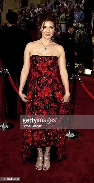 Laura Harring, in the million dollar Stuart Weitzman Platinum Guild stilettos