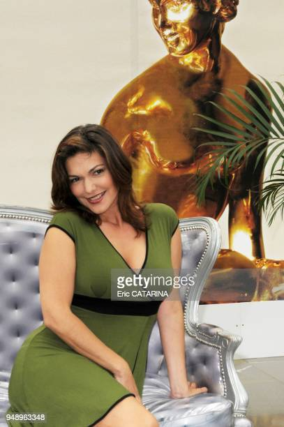 Laura Harring plays in the Us TV program 'The Shield'