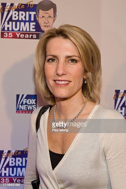 Laura Ingraham attends salute to Brit Hume at Cafe Milano on January 8, 2009 in Washington, DC.