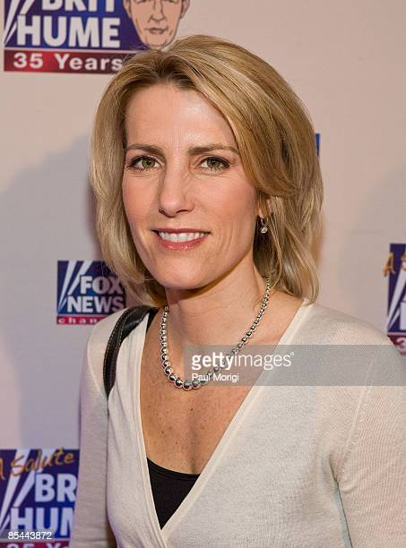 Laura Ingraham attends salute to Brit Hume at Cafe Milano on January 8 2009 in Washington DC