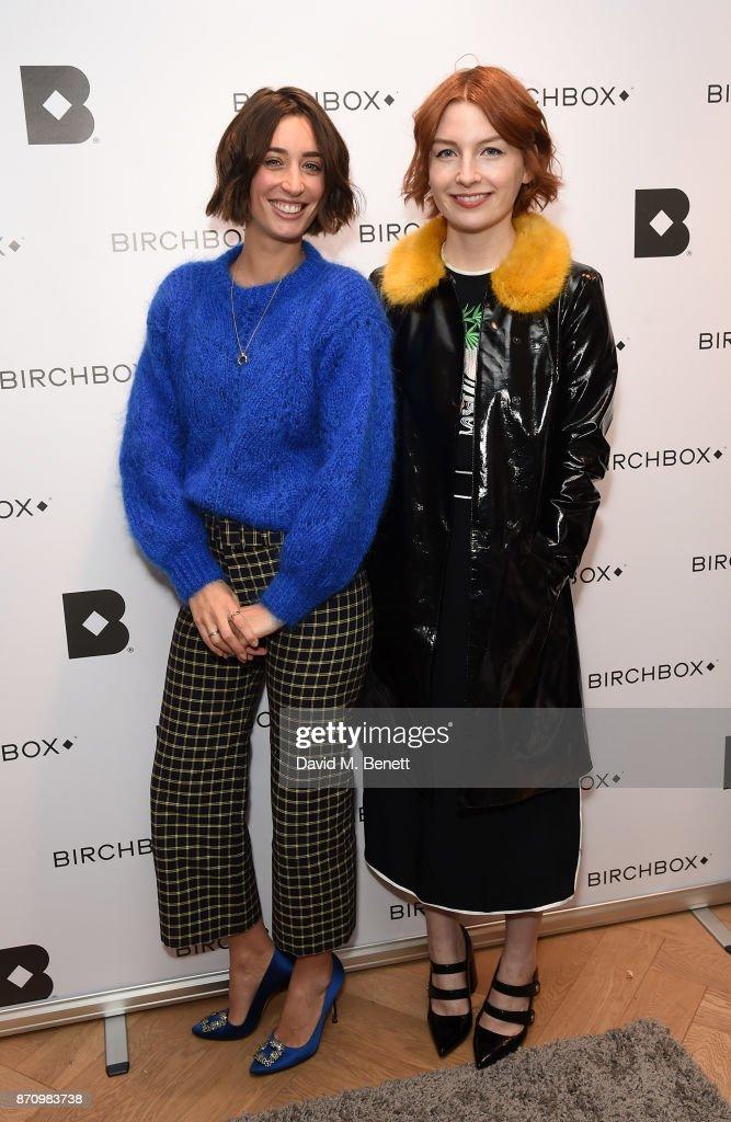 Birchbox Pop-Up Launch Party : News Photo