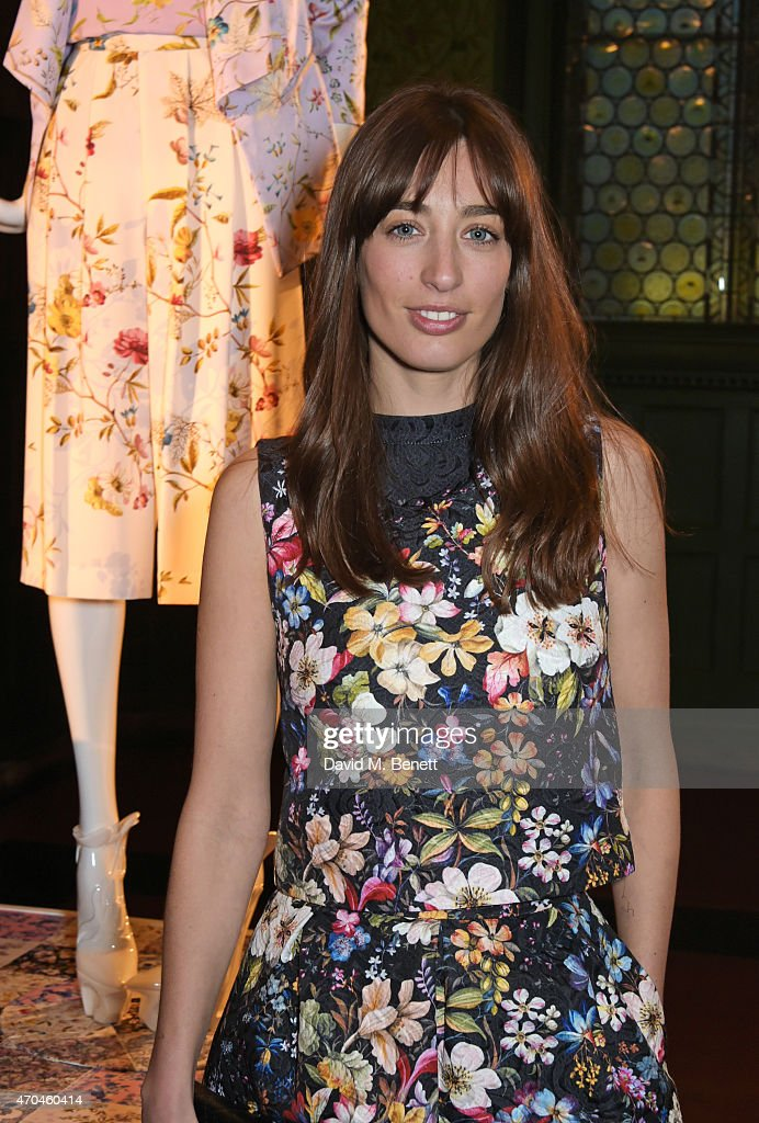 V&A And High Street Retailer Oasis Collaborate For Exclusive Collection : News Photo
