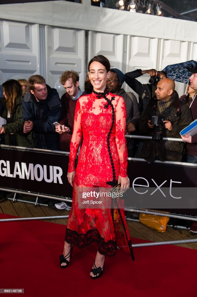 a06b692a568c Glamour Women Of The Year Awards 2017 - Red Carpet Arrivals : News Photo