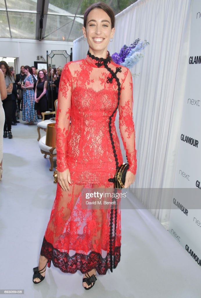 598f6ff9fef4 Laura Jackson attends the Glamour Women of The Year Awards 2017 in ...