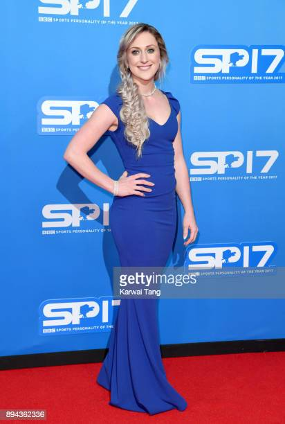 Laura Kenny attends the BBC Sports Personality of the Year 2017 Awards at the Echo Arena on December 17 2017 in Liverpool England
